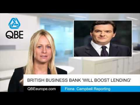 British Business Bank 'will boost lending'