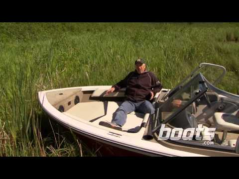 Crestliner 1650 fish hawk aluminum fishing boat review for Best aluminum fishing boat for the money