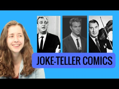 Joke Teller Comedians and Anthony Jeselnik // Stand-Up Comedy and Genre