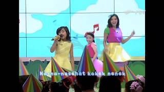 Dubi Dubi Dam RTV: Bersama SDN Kenari 08 Jakarta (Part 3)