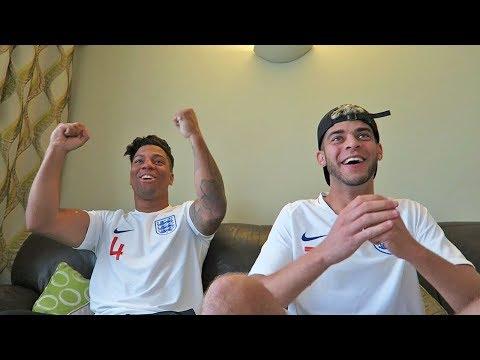 ENGLAND VS CROATIA WORLD CUP SEMI FINAL LIVE REACTION thumbnail