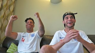 ENGLAND VS CROATIA WORLD CUP SEMI FINAL LIVE REACTION