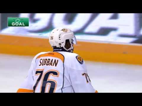 200 й гол Бенна в НХЛ