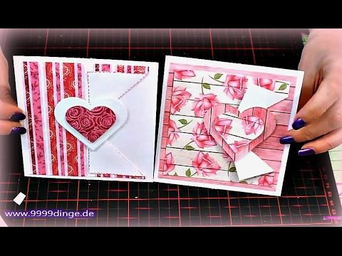 Diy Basteln Lernen 3d Pop Up Karte Blumen Explosion Bastelidee