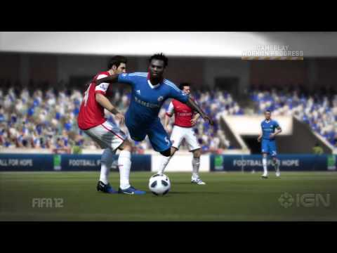 FIFA Soccer 12 - Player Impact Trailer