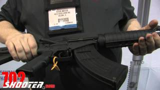 Rock River Arms LAR-47 Rifle 2012 Shot Show