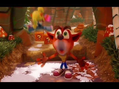 Crash & Coco Bandicoot En BEE HAVING - Crash Bandicoot N. Sane Trilogy
