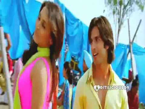 Shahid & Rani in a Hadippa Mix