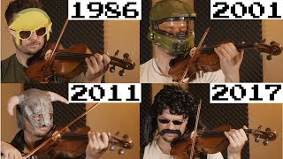 Evolution Of Game Music 1972 2017