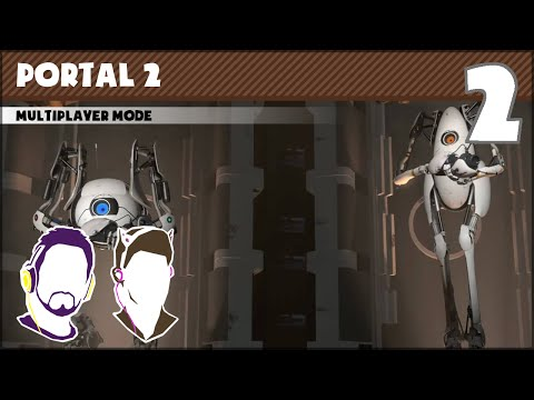 [P2Coop EP2] Laser party – ROBOTS ESPIONS !