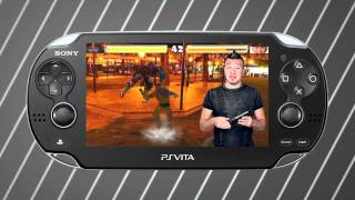 PlayStation® Vita presented by Qore®