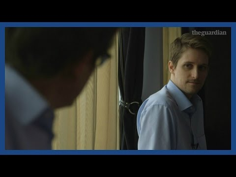 "Edward Snowden: ""If I end up in Guantánamo I can live with that"" 