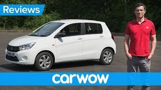 Suzuki Celerio 2018 in-depth review | carwow Reviews