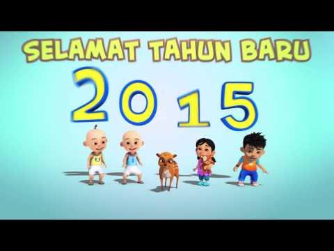 Promo Upin & Ipin - Selamat Tahun Baru 2015 [HD]