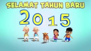 Promo Upin & Ipin - Selamat Tahun Baru 2015