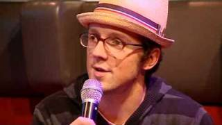 Jason Mraz - Orange interview @ North Sea Jazz