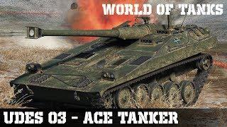 World of Tanks - UDES 03 - 6.000 Danni - Ace Tanker! [ITA]