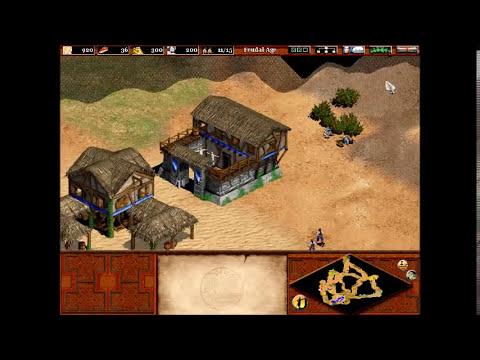 Age Of Empires 2: O COMEÇO (começo mesmo!!!!!!!)