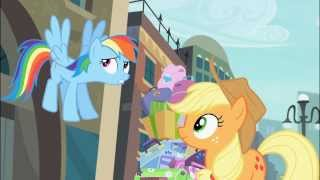 Rainbow Dash Doesn