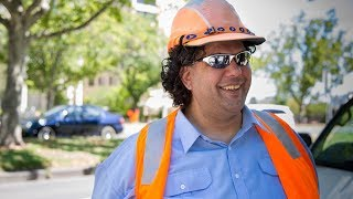 Conrad's story - Bachelor of Applied Science (Construction Management)