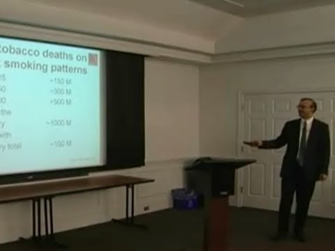 Smoking Mortality in India: Prabhat Jha