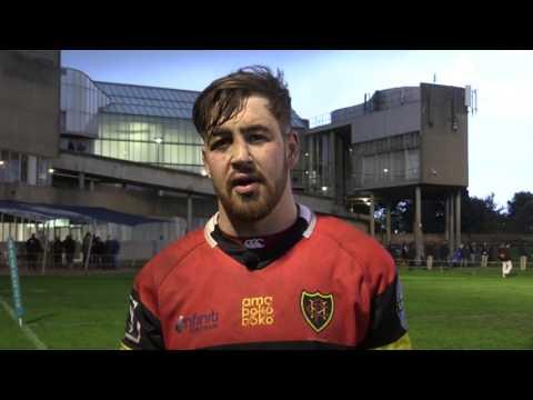 CRTV Interviews: Hamilton Captain Brendon Groenewald