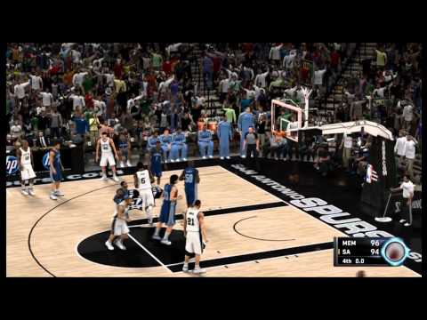 NBA 2K11 Buzzer Beaters