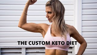 The Custom Keto Diet - DONT BUY UNTIL YOUVE SEEN THIS!!