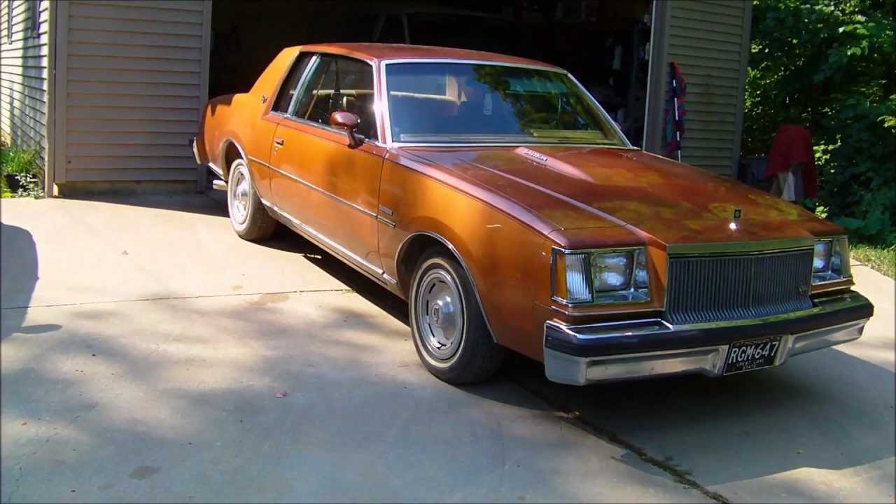 1978 Buick Regal Review Youtube