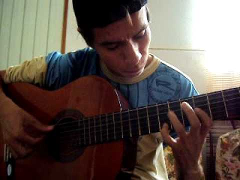 Gentil Montaña Amanecer Bambuco guitarra clasica colombiana colombian guitar classic by Diego Erley