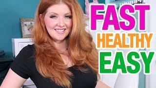Favorite, EASY, Healthy Snacks | Postpartum Weight Loss Vlog #6