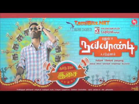 Naiyandi Movie Official Songs Teddy Bear Dhanush01080p video