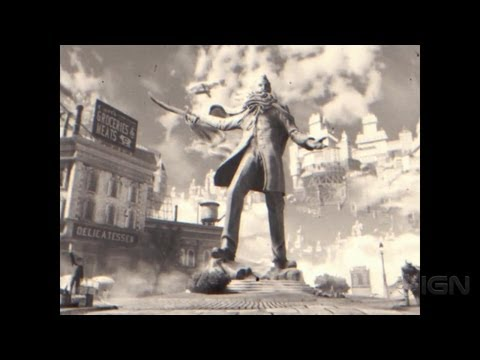 BioShock Infinite Documentary - Truth from Legend: A Modern Day Icarus?
