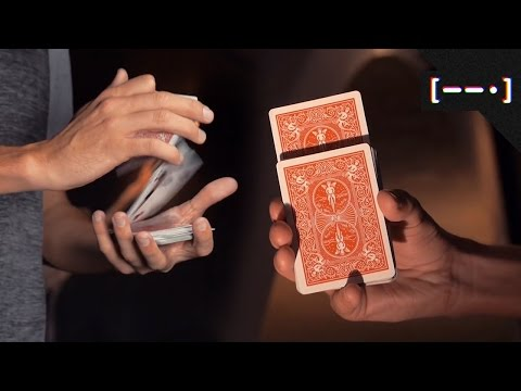 Performing the Perfect Card Levitation