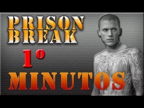 Prison Break - Primeiros Minutos