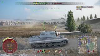 World of Tanks Xbox one Jagdtiger 4 Kills