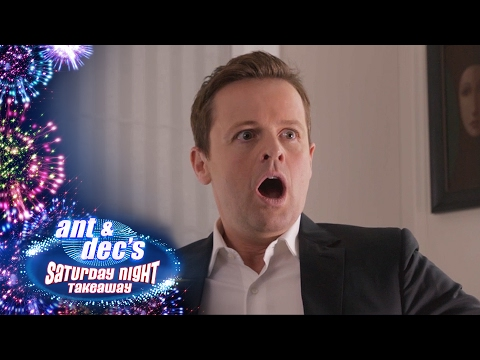 Who Shot Simon Cowell? The Shocking Finale! - Saturday Night Takeaway