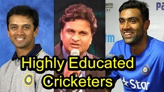 Download 8 Highly Educated Indian Cricketers 3Gp Mp4