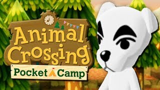Besuch von K.K. Slider!   03   Animal Crossing: Pocket Camp 17.43 MB