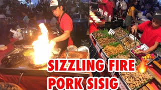 STREET FOOD IN MAKATI PHILIPPINES (Travel Vlog)