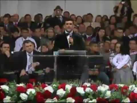 Pr Yossef Akiva Pregação Gideões 2012
