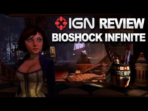 IGN Reviews - BioShock Infinite Video Review (PC)