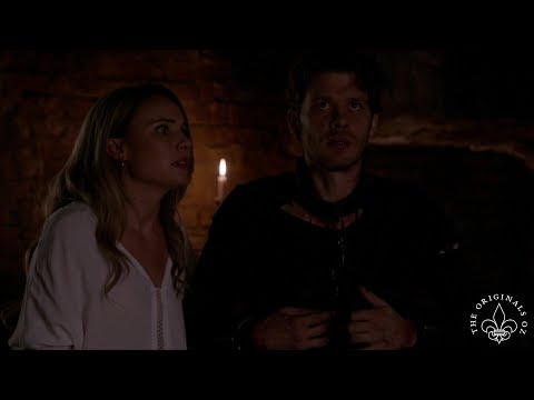 The Originals 4x02 Klaus & Cami Deleted Scene {HD}