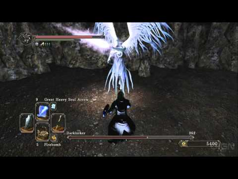 Dark Souls 2 - How to Beat the Darklurker Boss