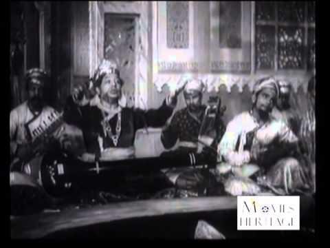 Dhoom Tidak Dhoom Tidak - Old Hindi Movie Songs - Tansen (1943) video