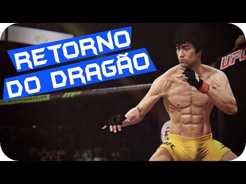 EA Sports UFC : O Retorno do Dragão 17 [XBOX ONE]