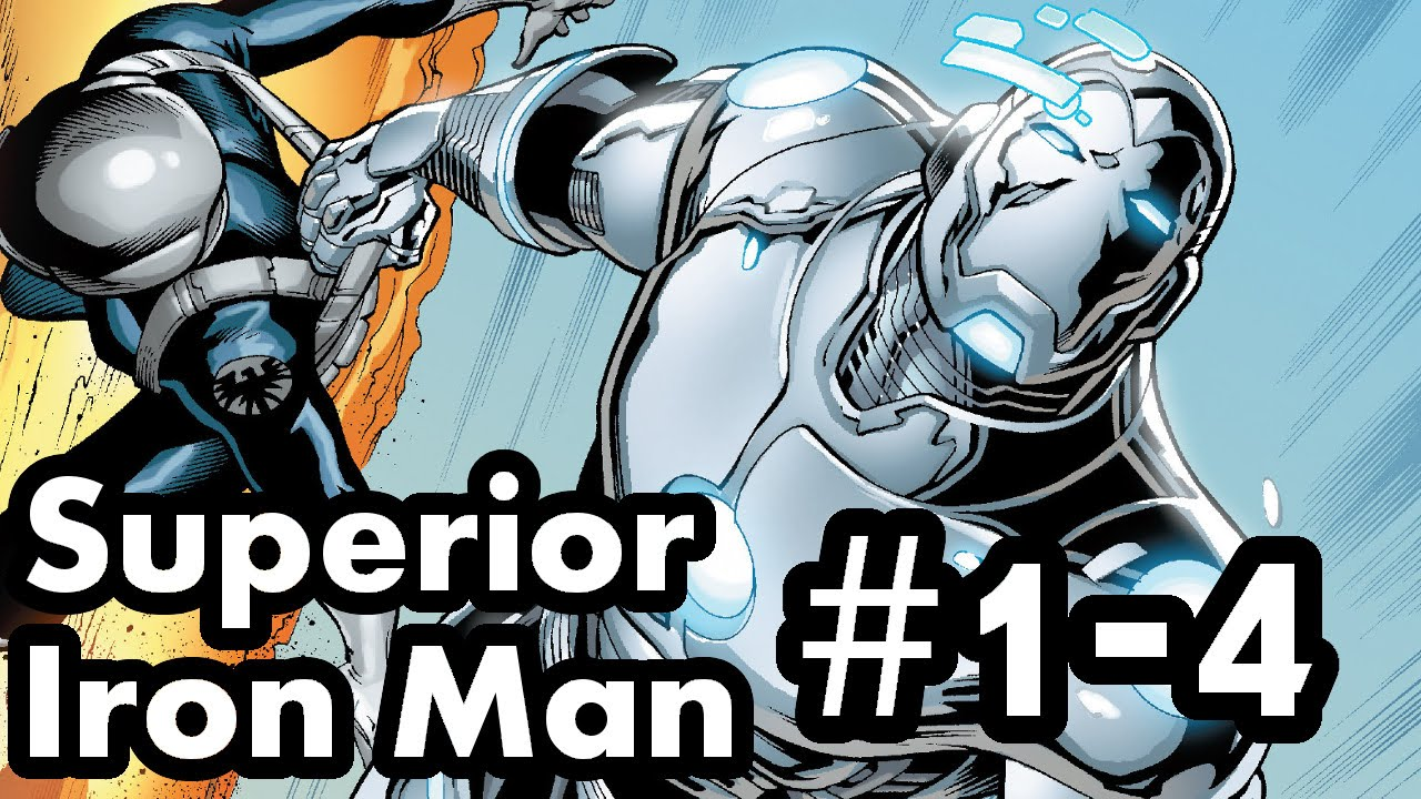 Superior Iron Man 1 4
