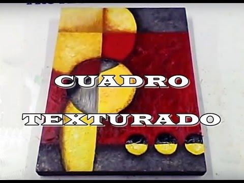 CUADRO TEXTURADO