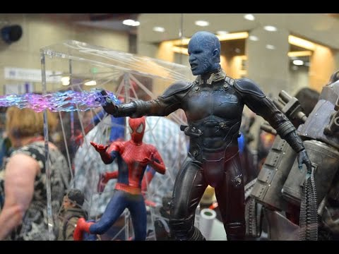 SAN DIEGO COMIC CON 2014 HOT TOYS 12