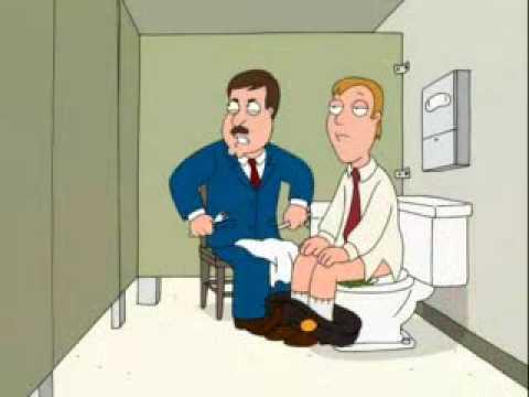 Family Guy Bathroom Family Guy | I'm Very Hungry